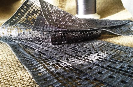 FSL lace Elegant embroidery serviette