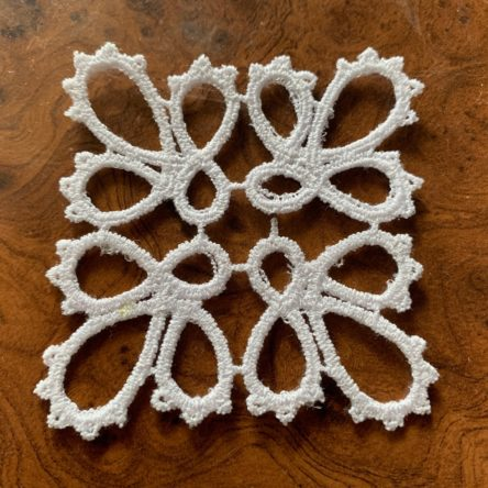 Free Tatting embroidery designs
