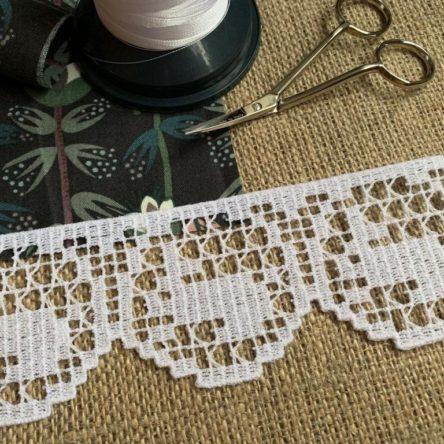 Narrow Bunny lace