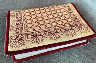 passport cover embroiderymachine design free download