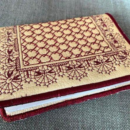Passport cover design Free